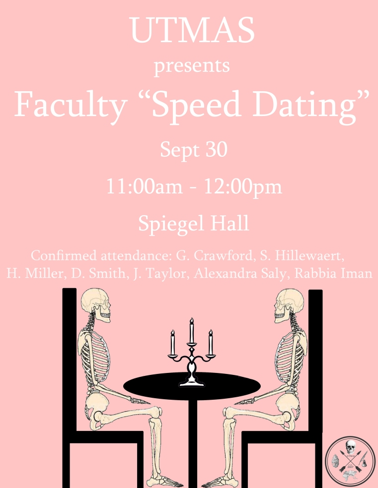 2015-09-23 - Speed Dating